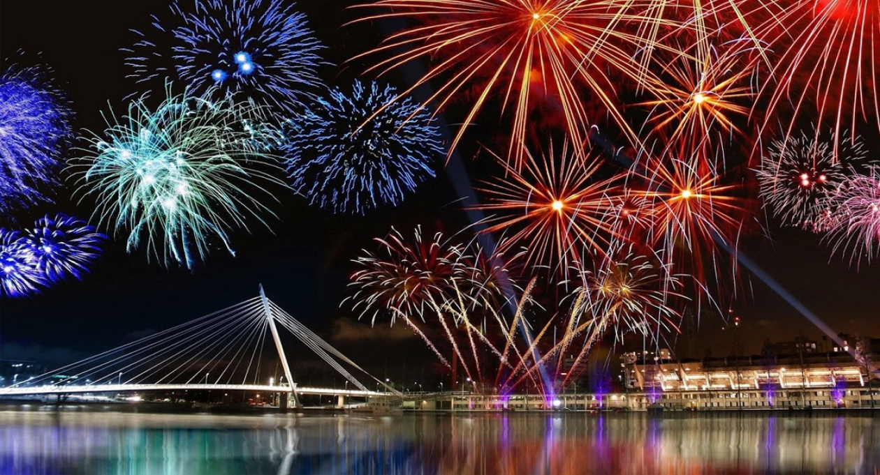 Da Nang Won't Host International Fireworks Festival Due To COVID-19 Fears
