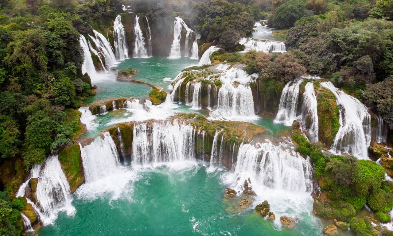 Ban Gioc Waterfall Cao Bang Vietnam 2020 The Essential Travel Guide To Ban Gioc Waterfall