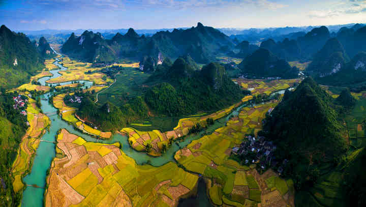 5 amazing places you should travel in Cao Bang, Vietnam