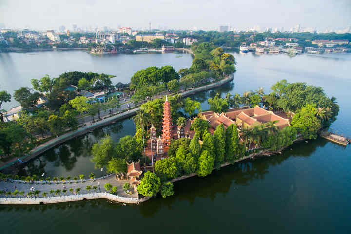 Tran Quoc Pagoda, Hanoi, Vietnam 2020 - Everything you need to know