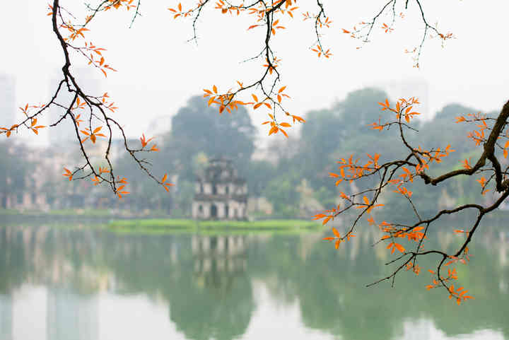 Hoan Kiem lake, Hanoi, Vietnam - All you need to know