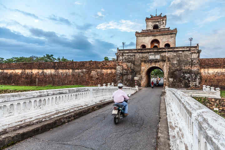 4 ways to get around Hue, Vietnam