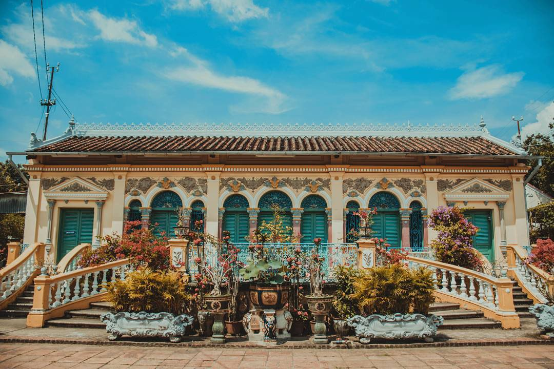 The Ancient House of Binh Thuy in Can Tho: A filmography destination