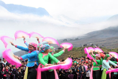 Roóng Poọc Festival: Cultural heritage of Sa Pa