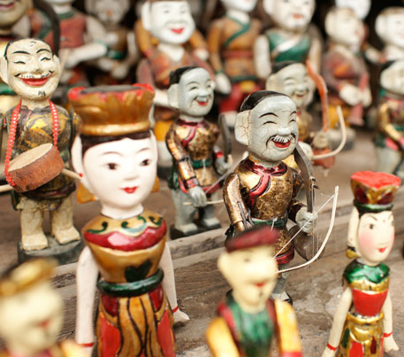 What's The Secret Behind Vietnamese Water Puppets?
