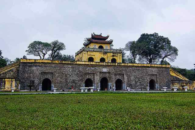 Imperial Citadel of Thang Long - A UNESCO World Heritage Site in Hanoi