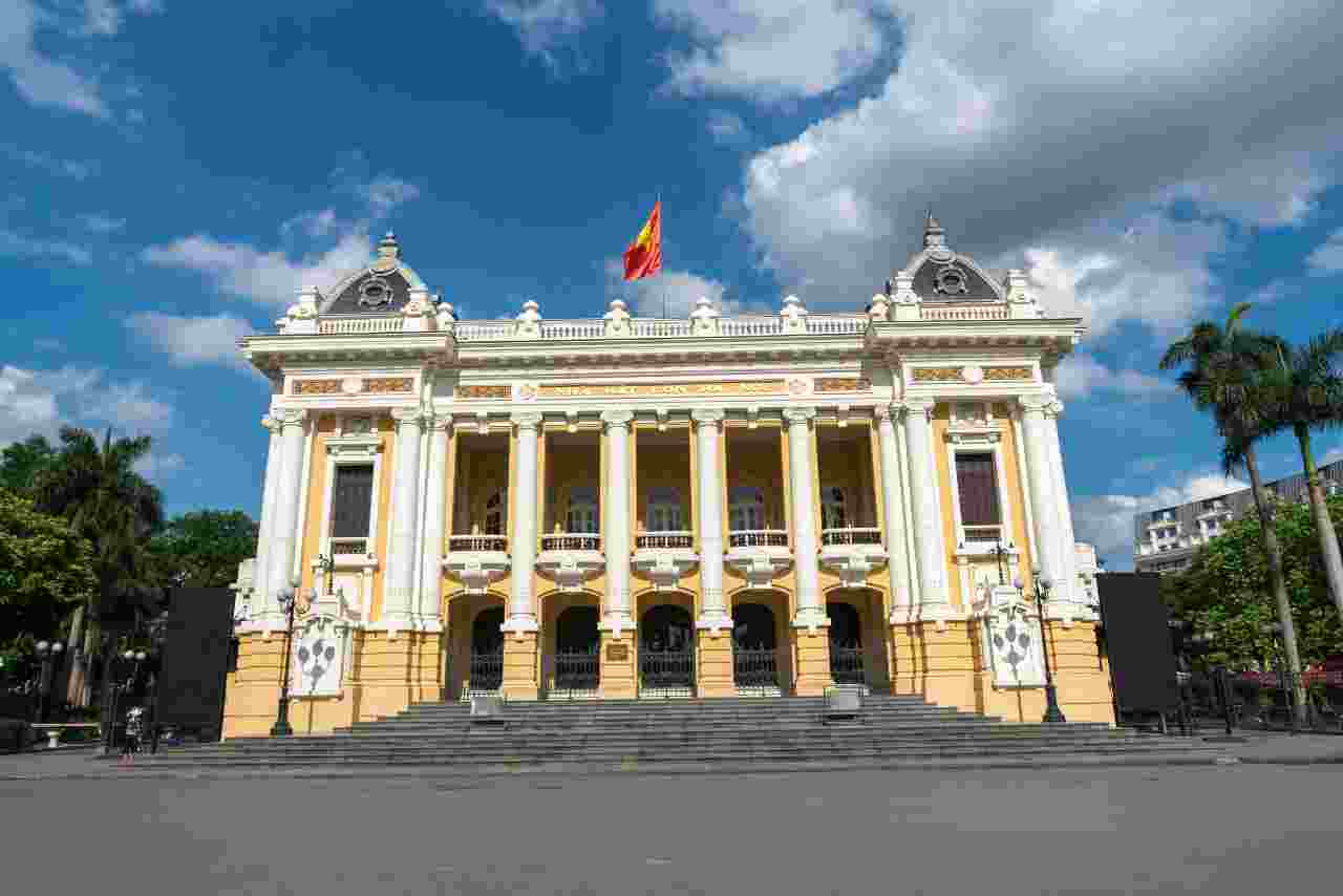 Hanoi Opera House - A Must-See in central Hanoi