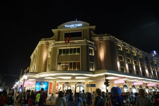 4 reasons that make Trang Tien Plaza special