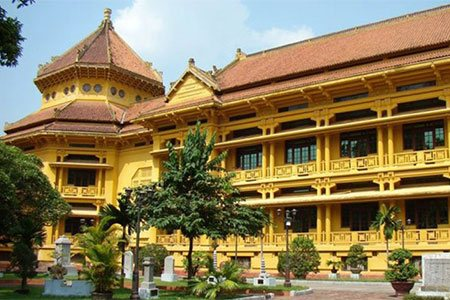 Complete half-day itinerary with Vietnam History Museum in Hanoi