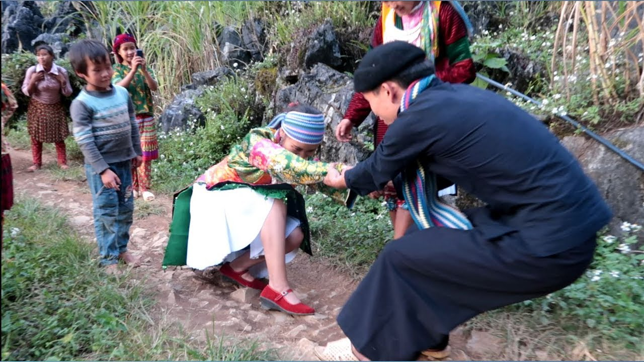 bride kidnapping in sapa