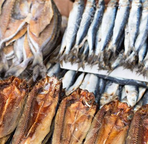 Dried Fish - Things you should buy in Can Tho