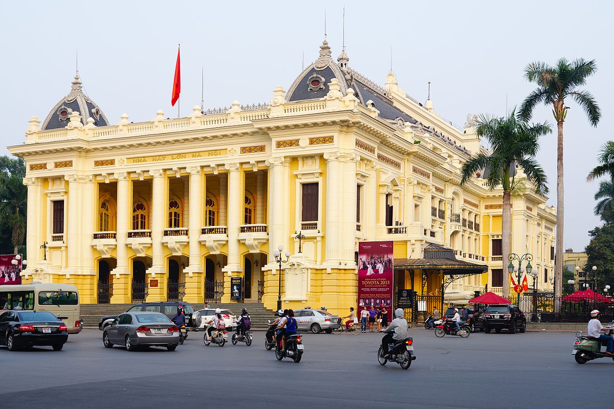Hanoi - The capital of Vietnam