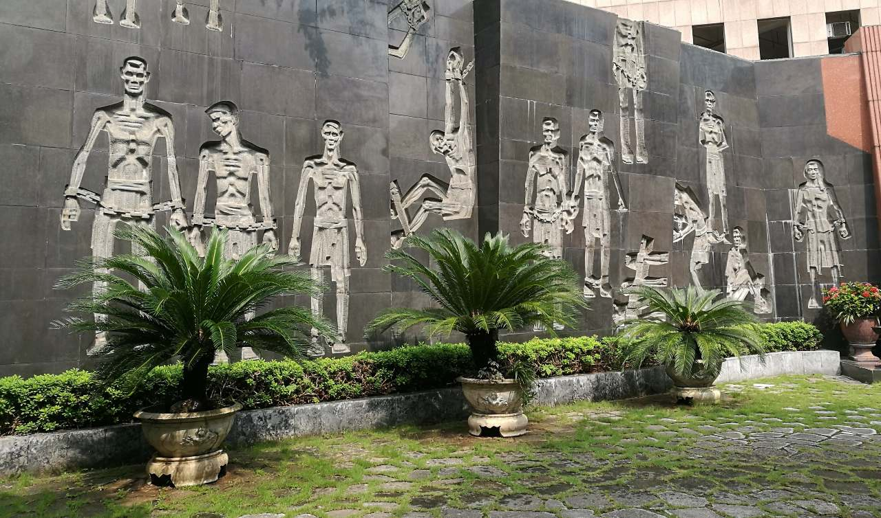 Architecture highlights of Hoa Lo Prison