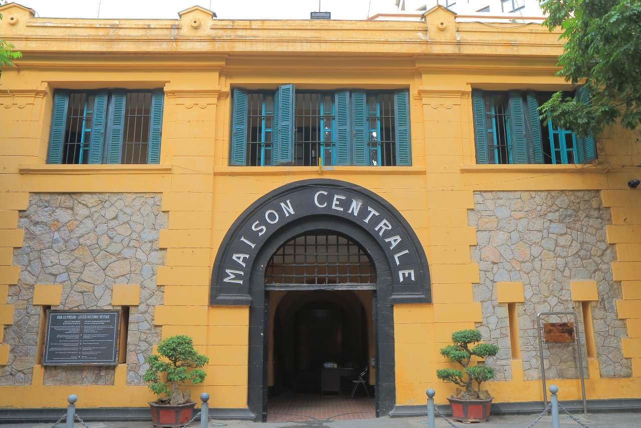 Hoa Lo Prison, Vietnam - Things to do in Hanoi 2020