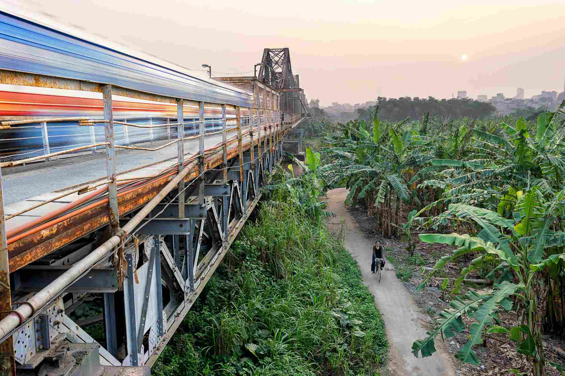 Getting from Hoi An to Hanoi by Train