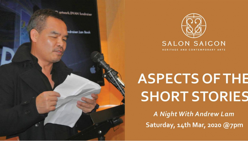 "HCMC Talk: ""Aspects Of The Short Stories"" by Andrew Lam"