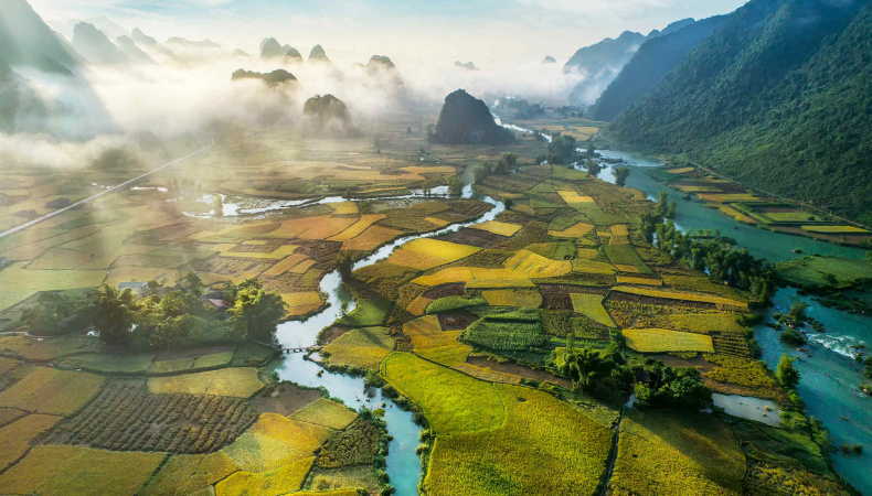 Best hotel, resorts and homestays in Cao Bang, Vietnam