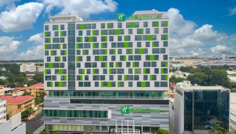 350 Rooms Holiday Inn & Suites Saigon Airport to be the First Holiday Inn Hotel in Vietnam