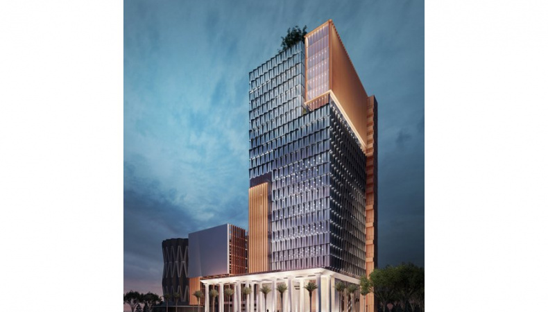 Plans for Hyatt Place Saigon Phu Nhuan Set to open in 2022