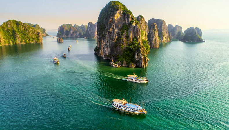 Halong Bay Named One Of Most Popular Attractions In Asia