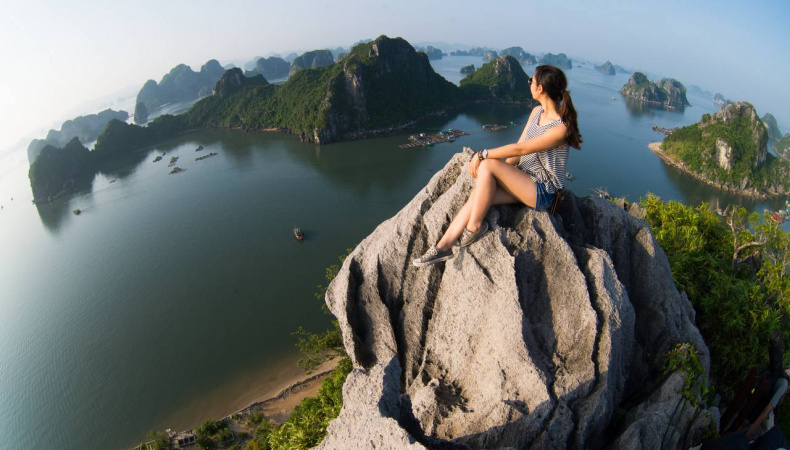 Places to visit in Halong bay, Vietnam