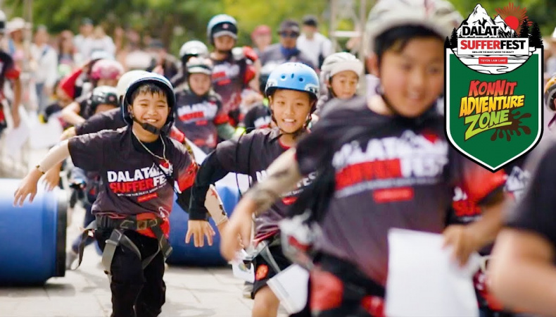 DALAT City Kids Ultimate Adventures | DaLat SufferFest™ 2020