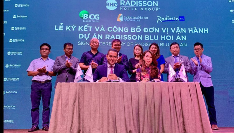 Radisson announce the signing of a design-led beachfront property close to Hoi An, Vietnam's Central Coast