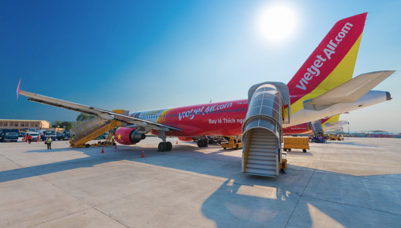 Vietjet slashes Asian route prices