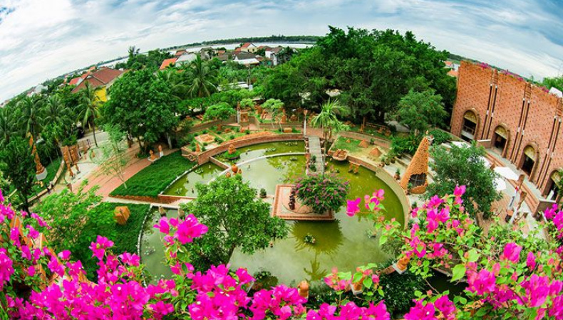 Largest Terra-Cotta Park Inaugurated In Quang Nam