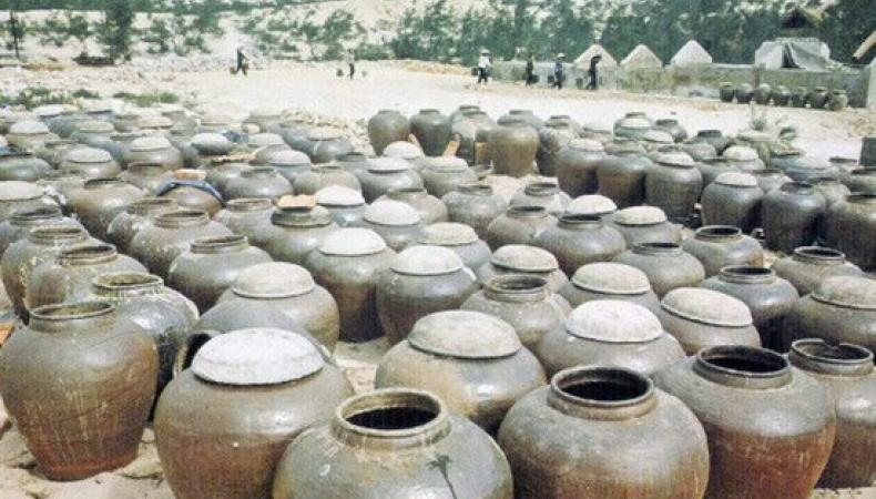 Nam O Fish Sauce Making as National Cultural Heritage