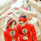 Traditional Wedding In Vietnam