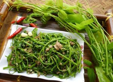 What to eat in Tam Dao, Vietnam