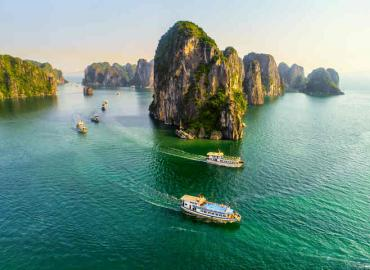 History of Halong Bay - World Natural Heritage Site