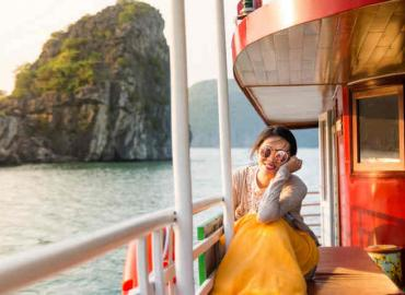 How to get to Halong bay, Vietnam