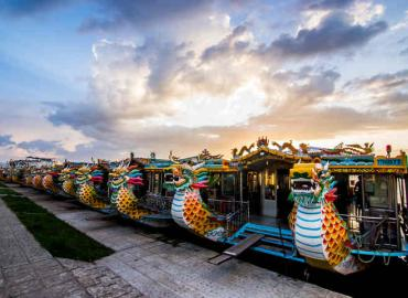 4 popular things to do in Hue, Vietnam