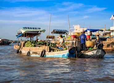 How to get to Ben Tre from Hanoi and Ho Chi Minh City