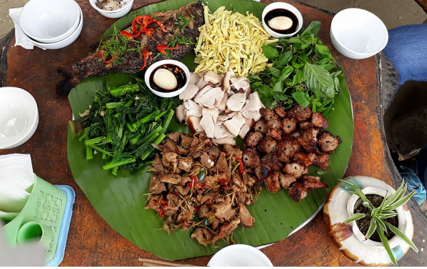 What to eat in Moc Chau, Vietnam