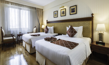 Hotel Grand Saigon: Summer Special Deal - Free Upgrade
