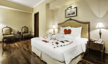 Hotel Grand Saigon: Long Stay Promotion – Get 40% Off & 1 Way Airport Pick-Up