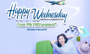 Happy Wednesday from Bambook Airways