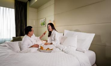Hotel Nikko Saigon: Sweet Dreams